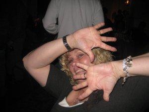 jackie hand hide