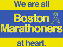 boston strong all marathoners