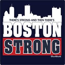 boston strong there is