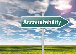acccountability sign